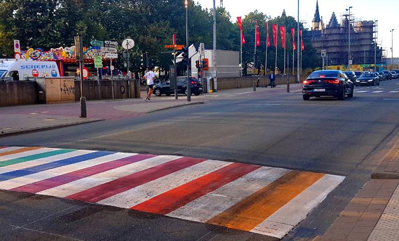 In Antwerpen kan iedereen stralen