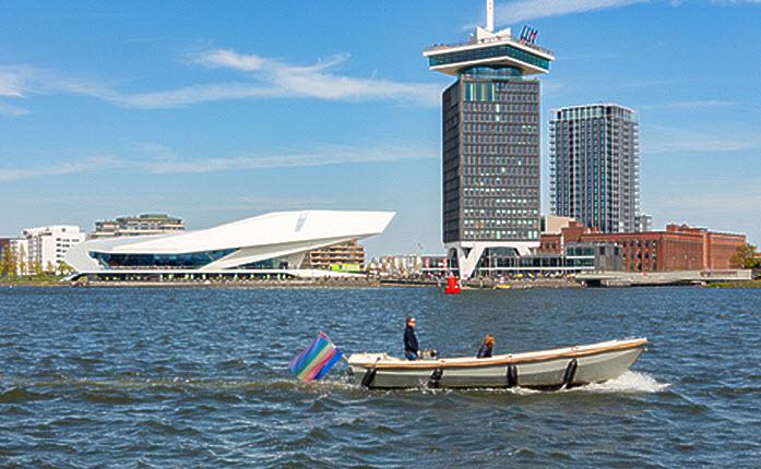 AmsterDAM toren is  nieuwe hotspot in programmering Pride Amsterdam 2019