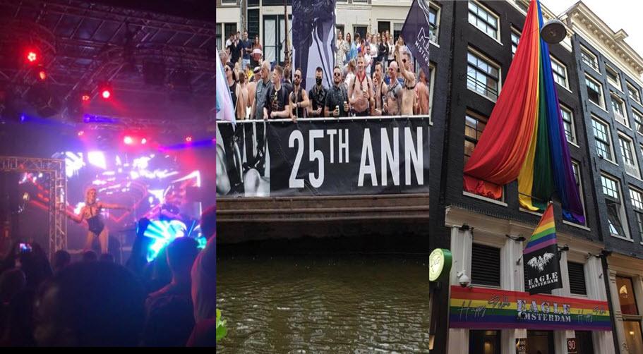 Honderdduizenden bezoekers op de Canal Parade 2019