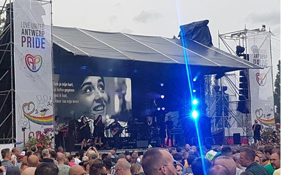 150000 bezoekers op geslaagde Antwerp Pride 2019