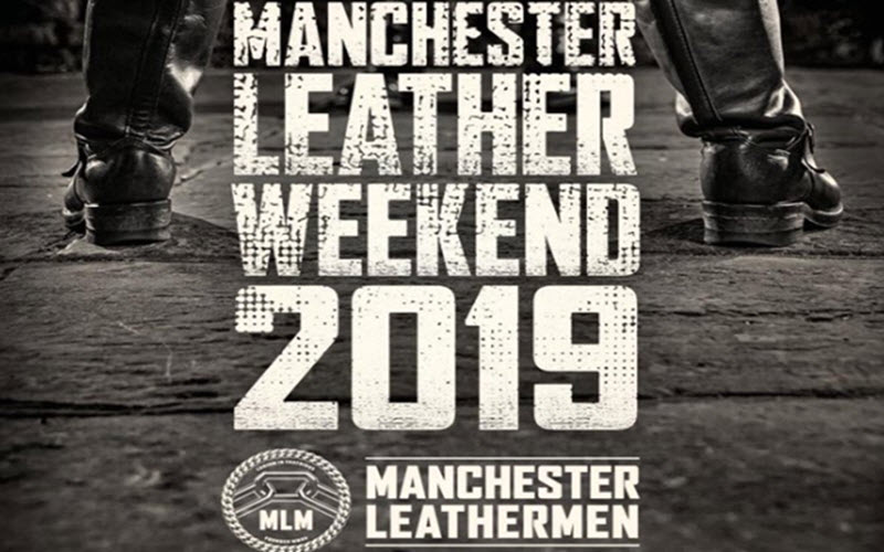 Manchester Leather Weekend 2019 was gorgeous