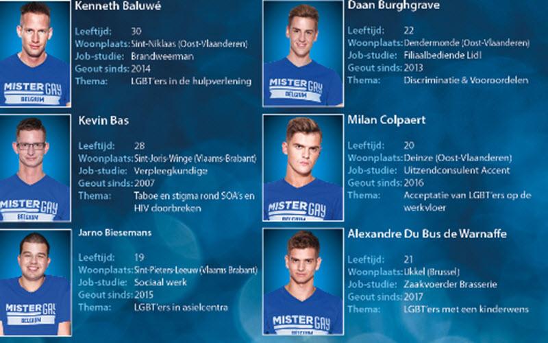 Nieuwe finalisten en campagnes moeten acceptatie van LGBT vergroten.