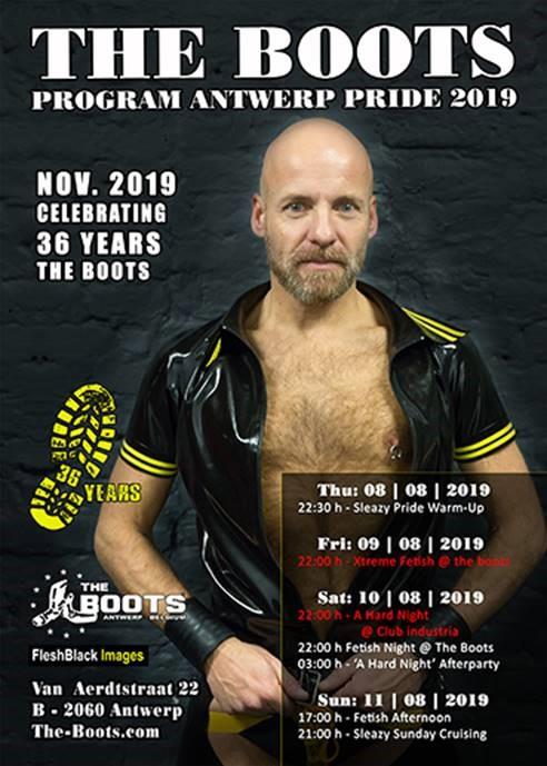 The Boots Antwerpen